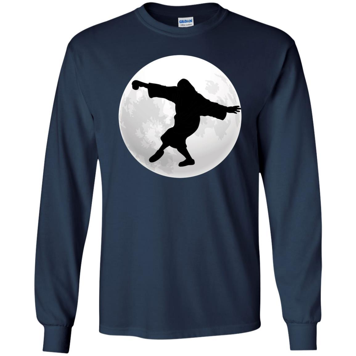 T-Shirts - Abide Moon Long Sleeve