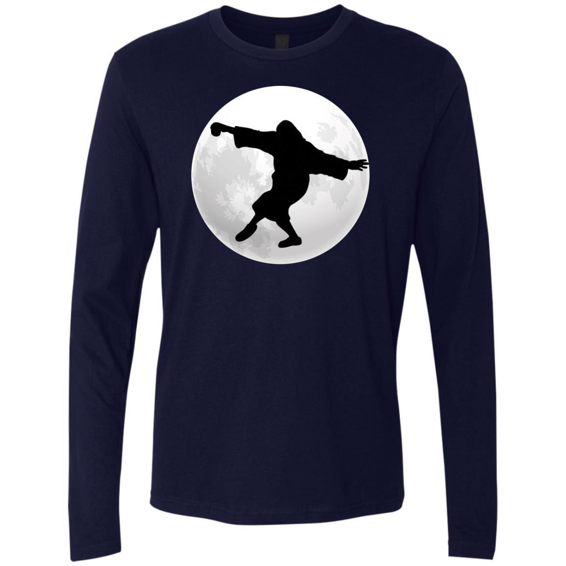 T-Shirts - Abide Moon Premium Long Sleeve
