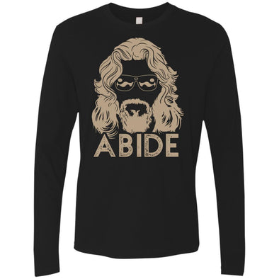 T-Shirts - Abide Premium Long Sleeve