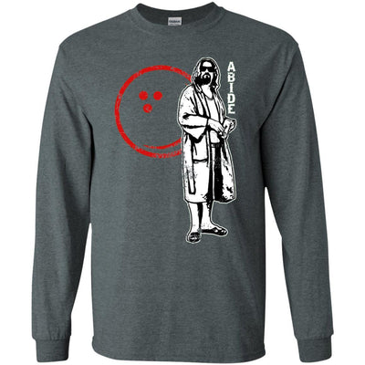 T-Shirts - Abide Robe Long Sleeve