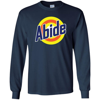 T-Shirts - Abide Tide Long Sleeve
