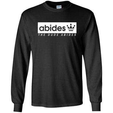 T-Shirts - Abides (not Adidas) II Long Sleeve