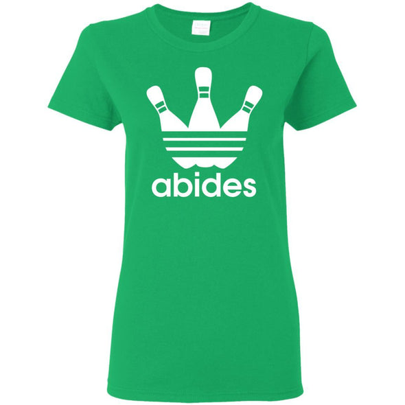 T-Shirts - Abides (not Adidas) Ladies Tee