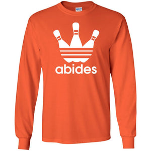T-Shirts - Abides (not Adidas) Long Sleeve