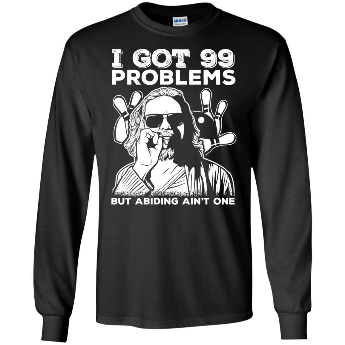T-Shirts - Abiding 99 Long Sleeve