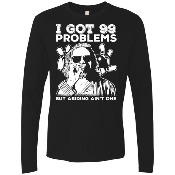 T-Shirts - Abiding 99 Premium Long Sleeve