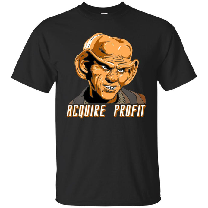 T-Shirts - Acquire Profit Unisex Tee