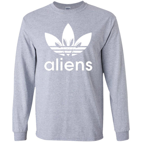 T-Shirts - Aliens Long Sleeve