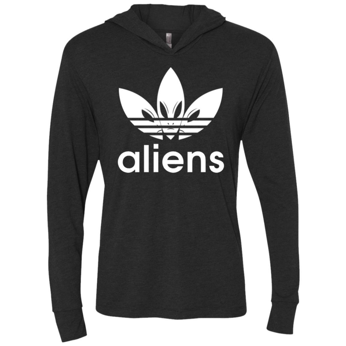 T-Shirts - Aliens Premium Light Hoodie