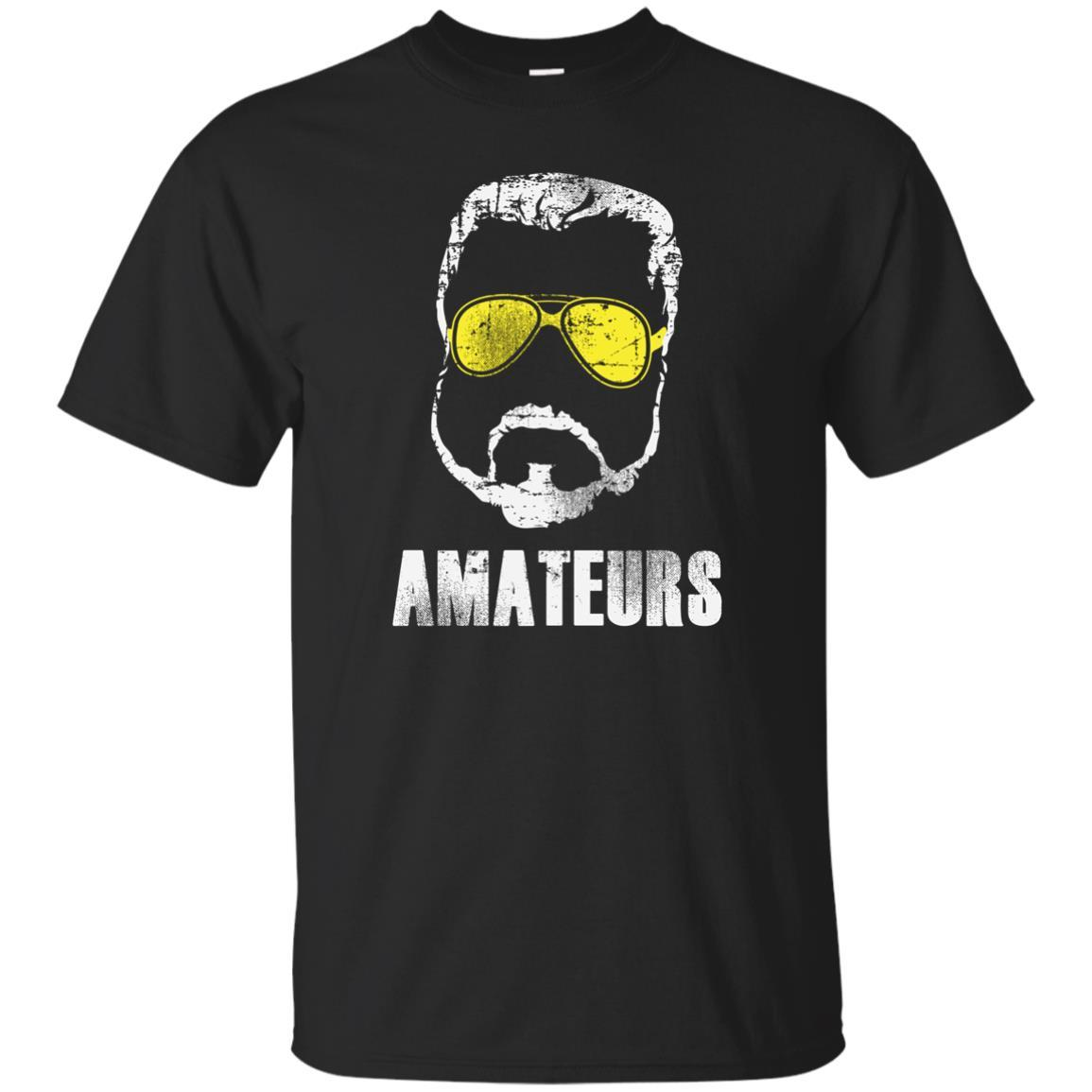 T-Shirts - Amateurs Unisex Tee