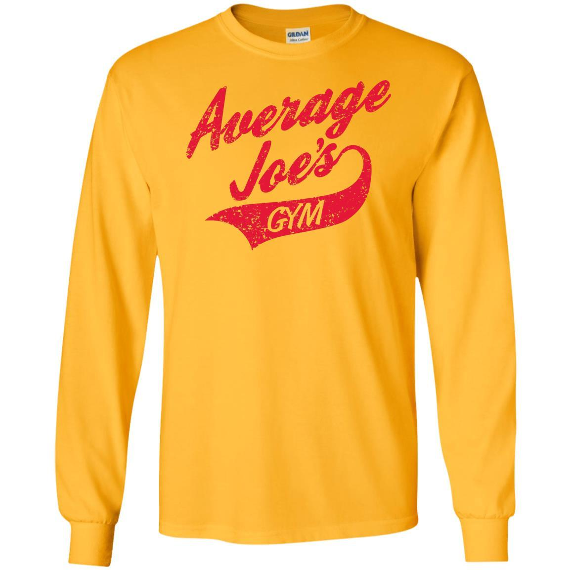 8b0d53bc980 Average Joes Gym Long Sleeve – The Dude s Designs