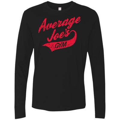 T-Shirts - Average Joes Gym Premium Long Sleeve