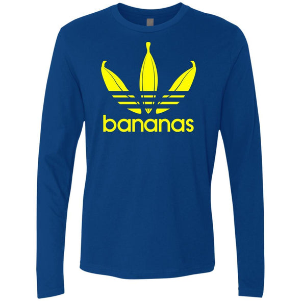 T-Shirts - Bananas Premium Long Sleeve