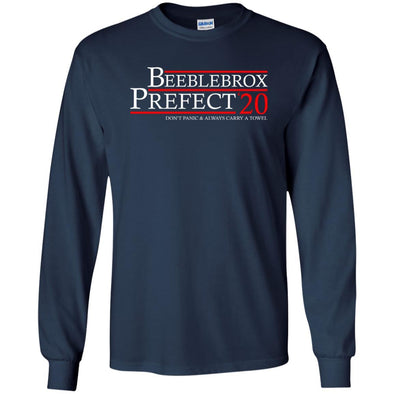 T-Shirts - Beeblebrox Prefect 20 Long Sleeve
