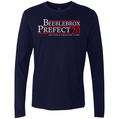 T-Shirts - Beeblebrox Prefect 20 Premium Long Sleeve