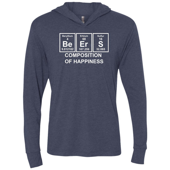 T-Shirts - Beer Composition Premium Light Hoodie