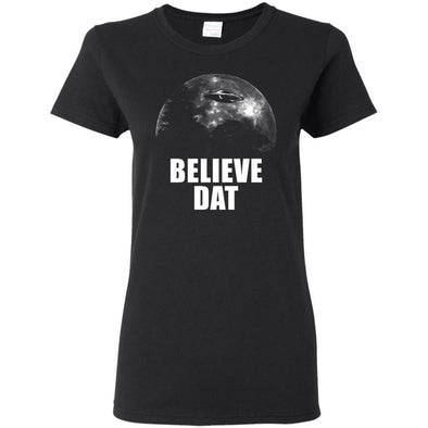 T-Shirts - Believe Dat Ladies Tee