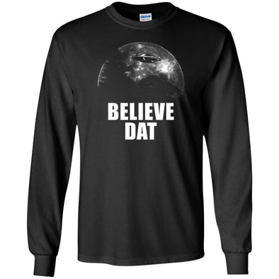 T-Shirts - Believe Dat Long Sleeve