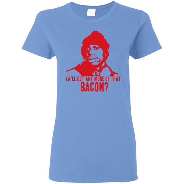 T-Shirts - Biggums Bacon Ladies Tee