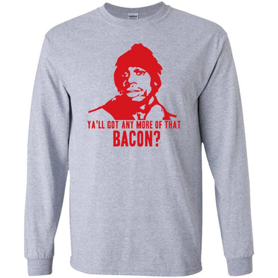 T-Shirts - Biggums Bacon Long Sleeve