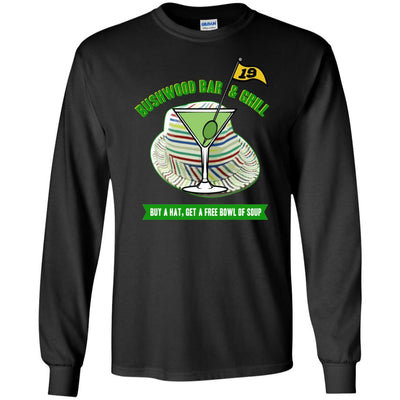 T-Shirts - Bushwood Bar & Grill Long Sleeve