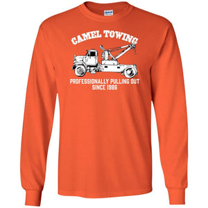 T-Shirts - Camel Towing Long Sleeve