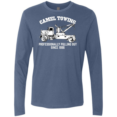 T-Shirts - Camel Towing Premium Long Sleeve