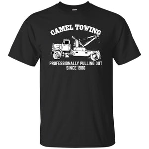 T-Shirts - Camel Towing Unisex Tee