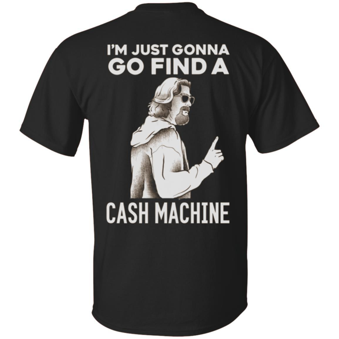 T-Shirts - Cash Machine Unisex Tee