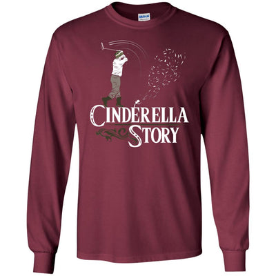 T-Shirts - Cinderella Story Long Sleeve