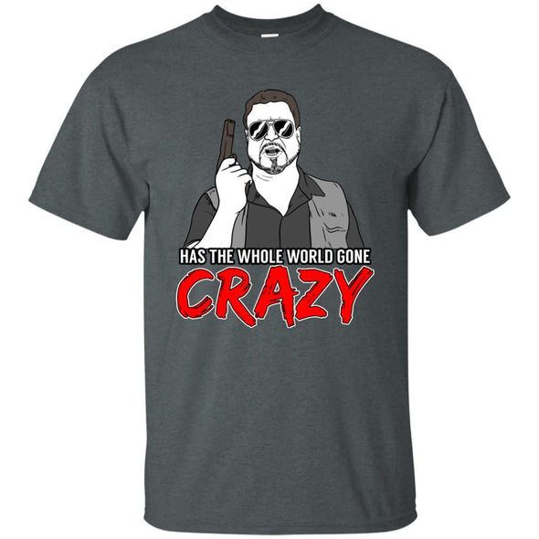 T-Shirts - Crazy World Unisex Tee