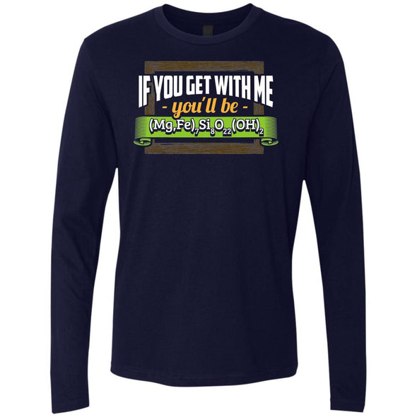 T-Shirts - Cummingtonite Premium Long Sleeve