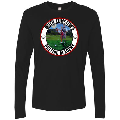 T-Shirts - Cumstein's Putting Academy Premium Long Sleeve