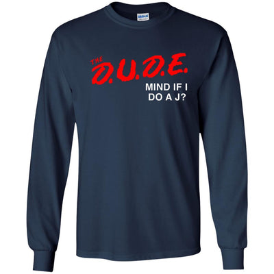 T-Shirts - Dare Dude Long Sleeve