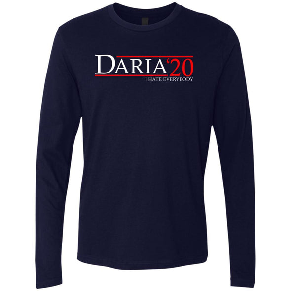 T-Shirts - Daria 20 Premium Long Sleeve