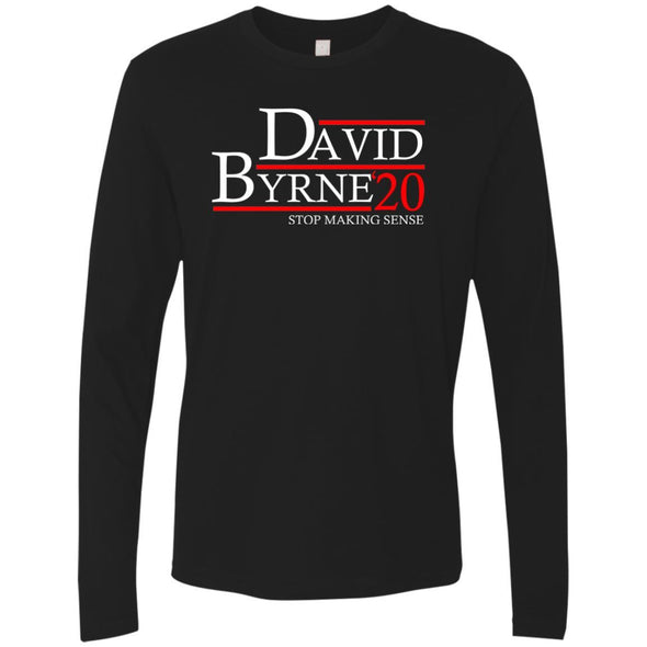 T-Shirts - David Byrne 20 Premium Long Sleeve