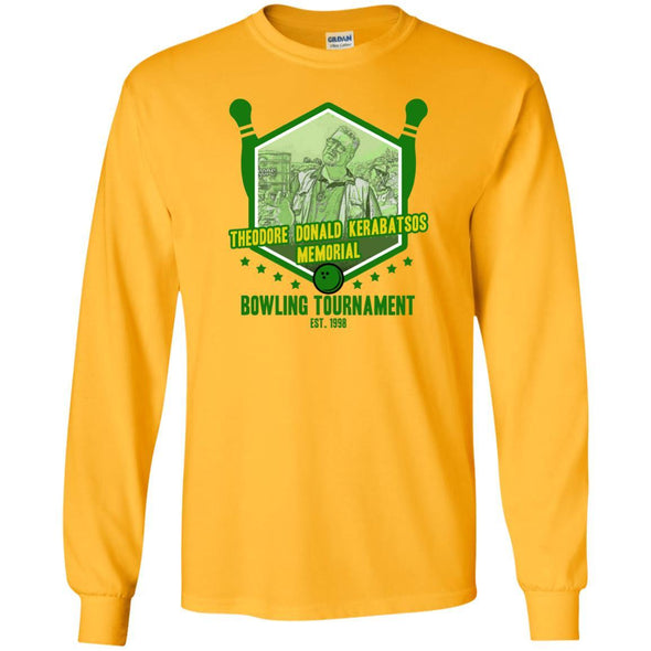 T-Shirts - Donny Memorial Long Sleeve