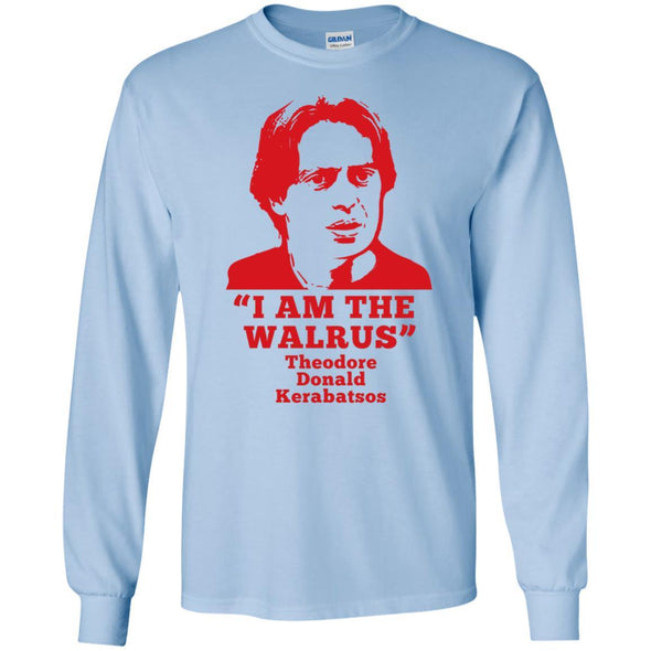 T-Shirts - Donny The Walrus Long Sleeve