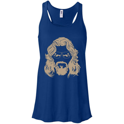 T-Shirts - Dude Face Flowy Tank