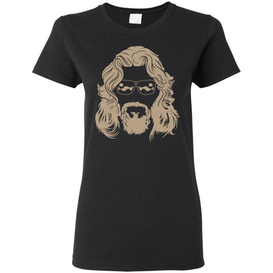 T-Shirts - Dude Face Ladies Tee