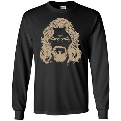 T-Shirts - Dude Face Long Sleeve
