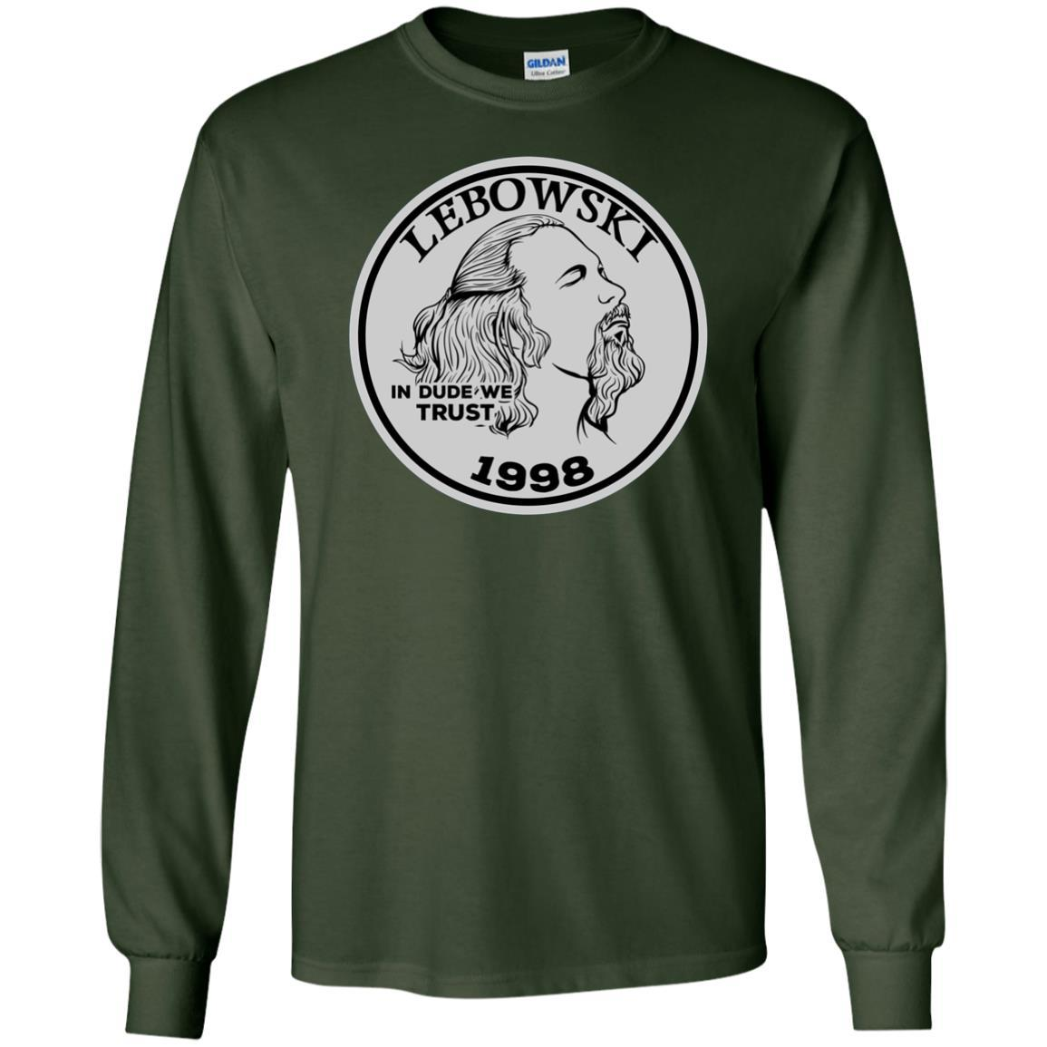 T-Shirts - Dude Quarter Long Sleeve