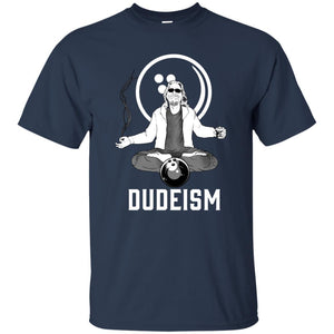 T-Shirts - Dudeism Unisex Tee