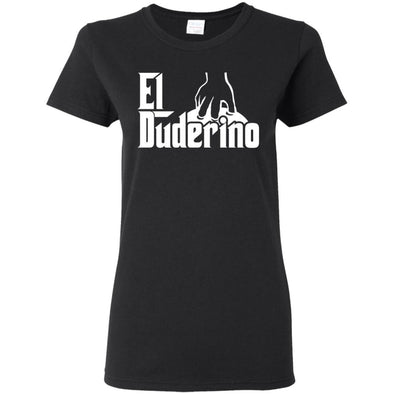 T-Shirts - El Duderino Godfather Ladies Tee