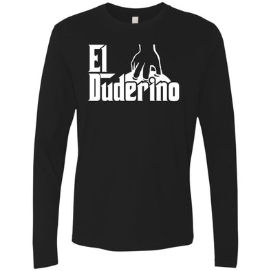 T-Shirts - El Duderino Godfather Premium Long Sleeve