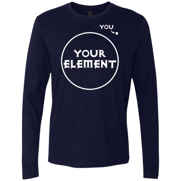 T-Shirts - Element Premium Long Sleeve