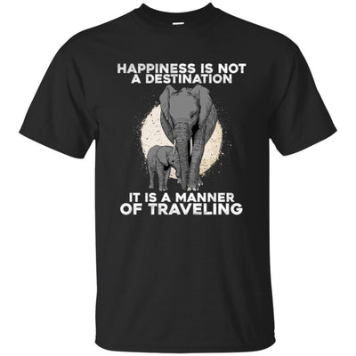 T-Shirts - Elephant Travel Unisex Tee