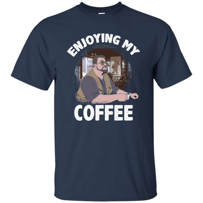 T-Shirts - Enjoying My Coffee Unisex Tee