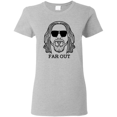 T-Shirts - Far Out Ladies Tee