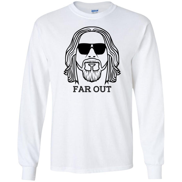 T-Shirts - Far Out Long Sleeve